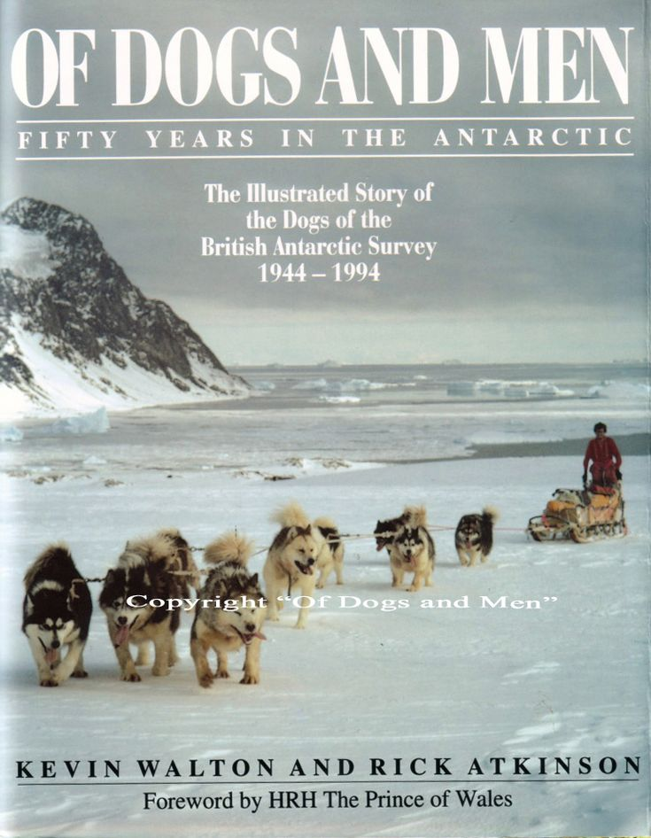 Of Dogs And Men: Fifty Years in the Antarctic