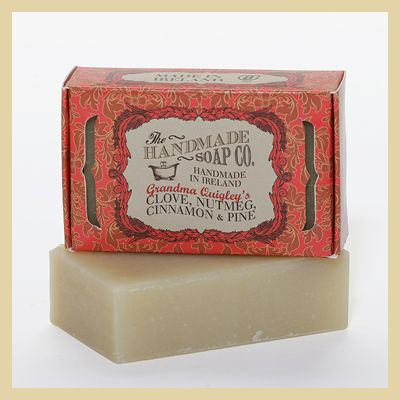 Handmade Irish Skincare Products, Squeaky Clean Natural Ingredients, The Handmade Soap Company