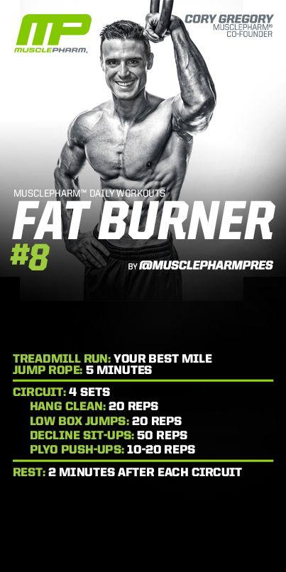 Fat Burner #8