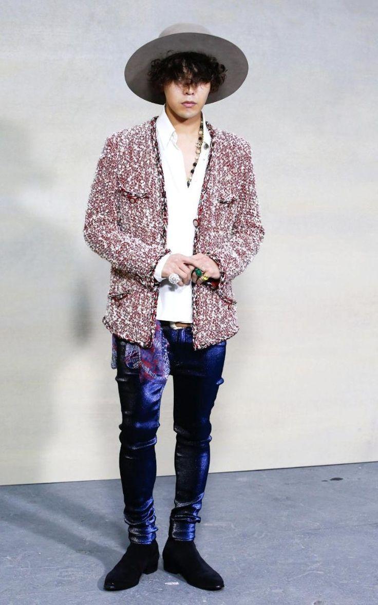 G dragon 2018 style dresses