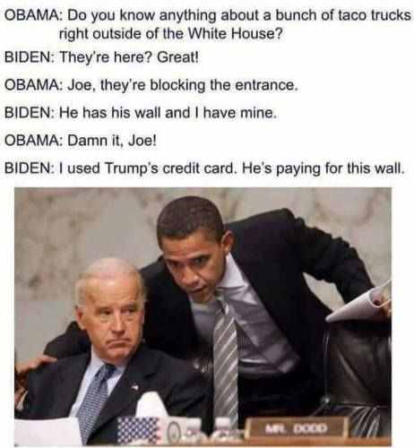 Funny Political Memes staring Joe Biden & Barack Obama- these are great!