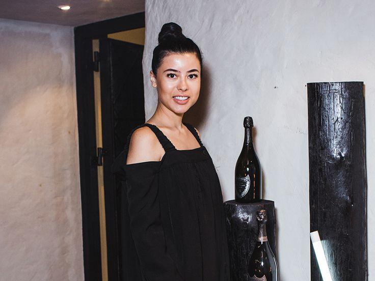 Анна Ивченко на гастрономическом ужине Dom Pérignon http://www.trendspace.ru/lifestyle/anna_ivchenko_na_gastronomicheskom_uzhine_dom_p_rignon_/