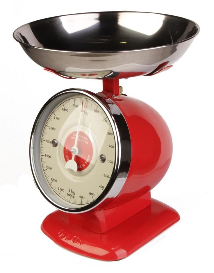 Streamline Kitchen Scales - Matt Blatt Australia