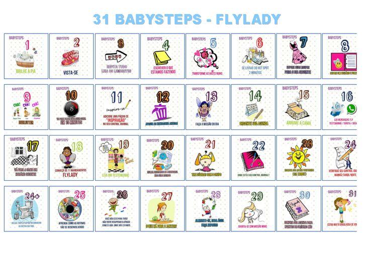 Você já se deparou com todas essas expressões ao ler sobre FlyLady e ainda tem dúvidas sobre o que elas significam? Não se preocupe isso é ...