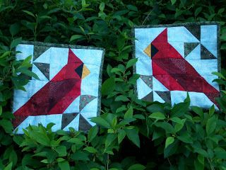 1000 Images About Red Bird Quilts On Pinterest Bird