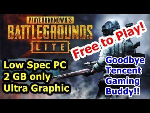 Play Free PUBG PC Lite Gameplay - Goodbye PUBG Mobile Emulator