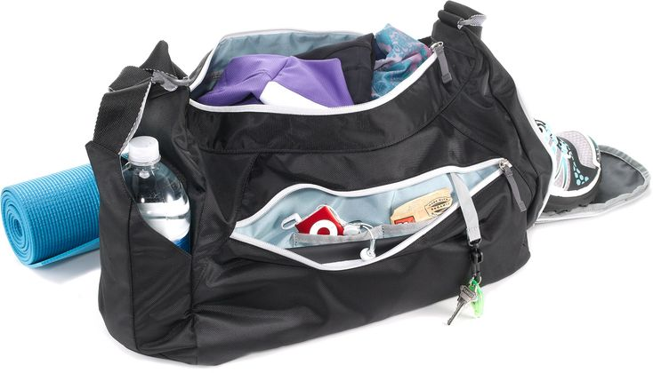 Look what I found while looking for the perfect all in one gym bag!!    REI Balance Gym Bag - Women's - Free Shipping at REI.com