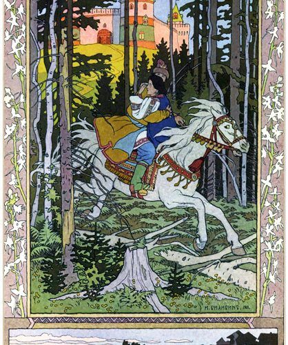 Buy this amazing canvas from $32.50 AUD #FreeShipping http://buff.ly/2jvltze #Bilibin