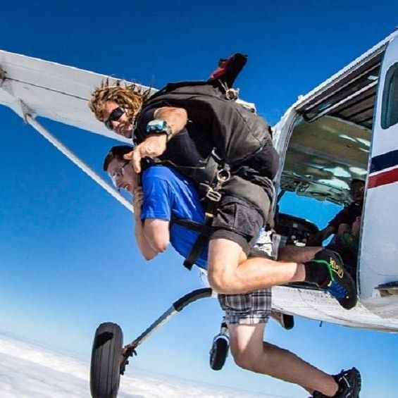 See spectacular views with Skydive Australia. Located in Brisbane & Byron Bay with pickup transfers available. Get your thrills with Australia's highest & safest tandem skydives. ☀️ #migoldcoast #goldcoast #skydiving #skydive #skydiveaustralia #aviation #queensland #discover #explore #adventure