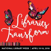 Gene Luen Yang Lends Support to Highlight the Transformation of Libraries as 2016 National Library Week Honorary Chair