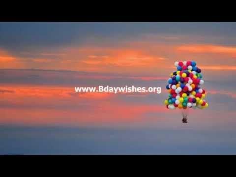 Ευχές γενεθλίων (Χρόνια πολλά σε σενα) - YouTube