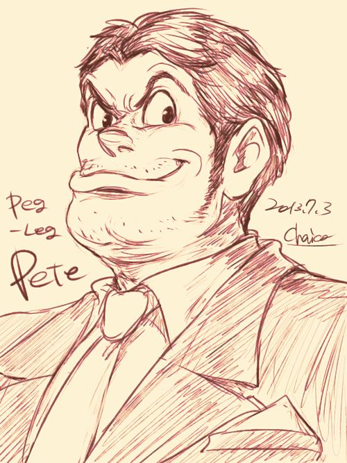 Pete by chacckco on DeviantArt