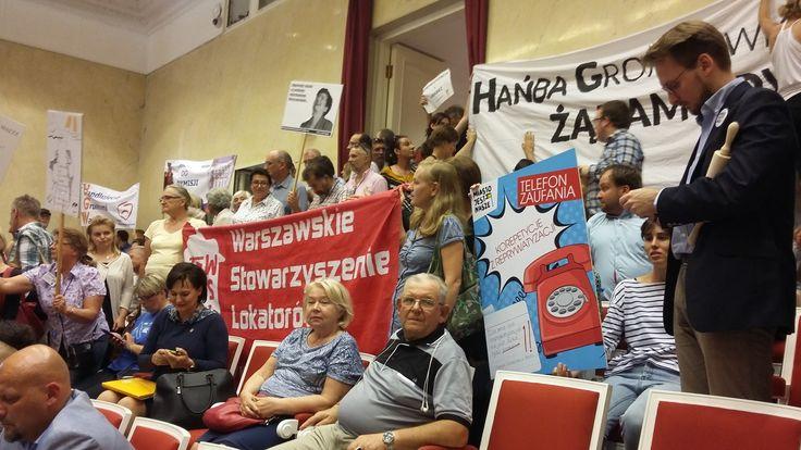 """O%20reprywatyzacji bez Gronkiewicz-Waltz. """"Mam urlop"""" - Śródmieście"""