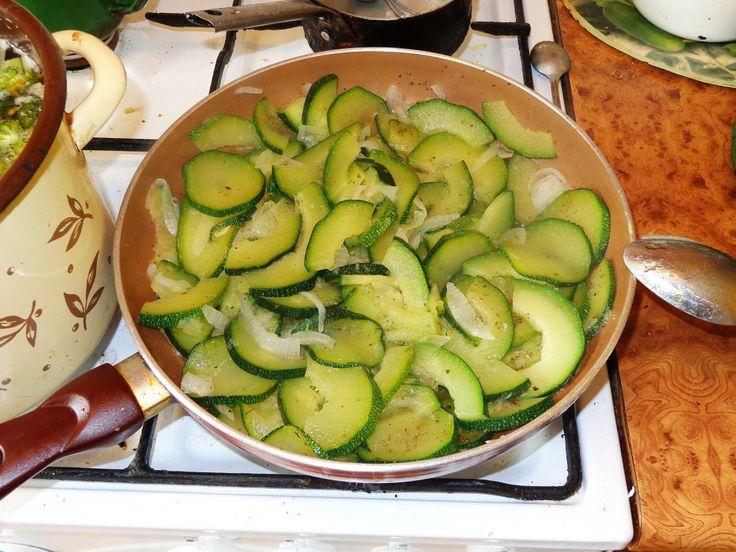Kasper's Courgette salade - vegalekker.com