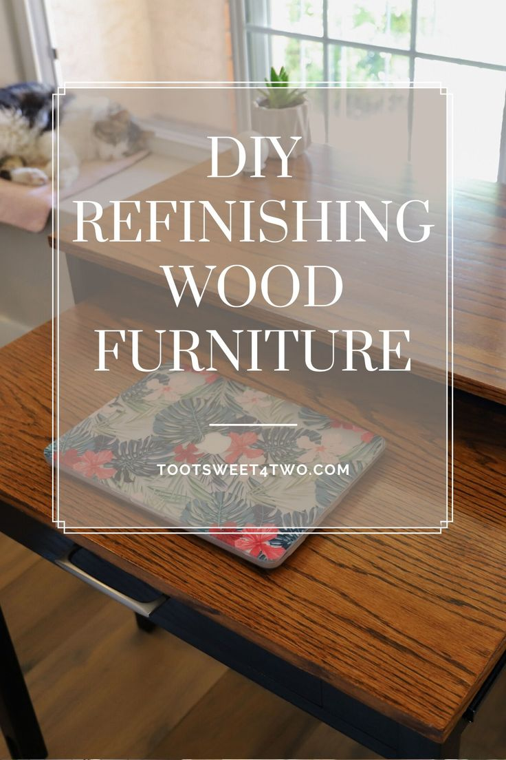We're no DIY furniture experts… However, there are things you can learn from our mistakes and what we learned from ref…