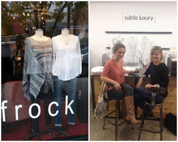 Spotlight on: the Ladies of Frock Boutique — SheTrusts.com