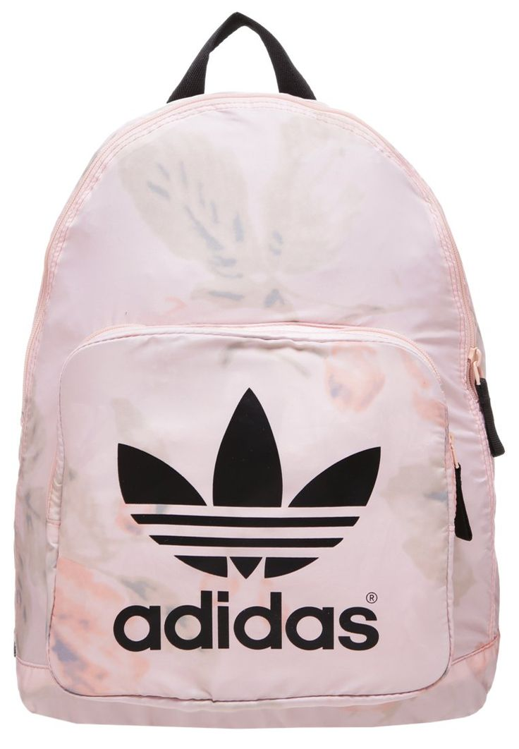 adidas Originals jasny różowy Plecak multicolor