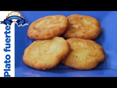 Tortas de papa de manera fácil ✔✔ Las Recetas de Rosy ✔✔ - YouTube