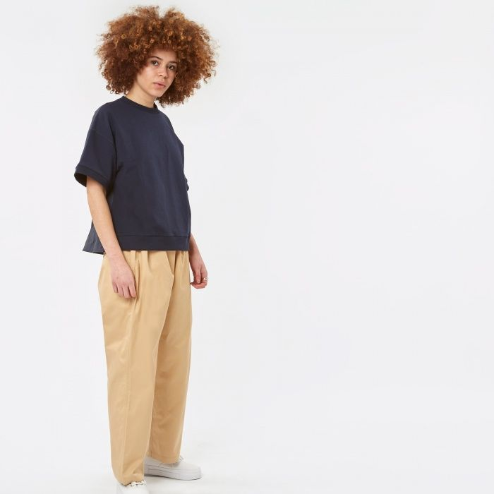 buy Can Pep Rey Balloon Pants in Sand online from the goodhood store