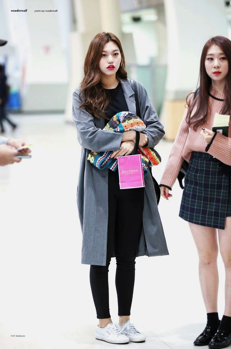 Ioi Doyeon Yeonjeong K Pop Fashion Pinterest