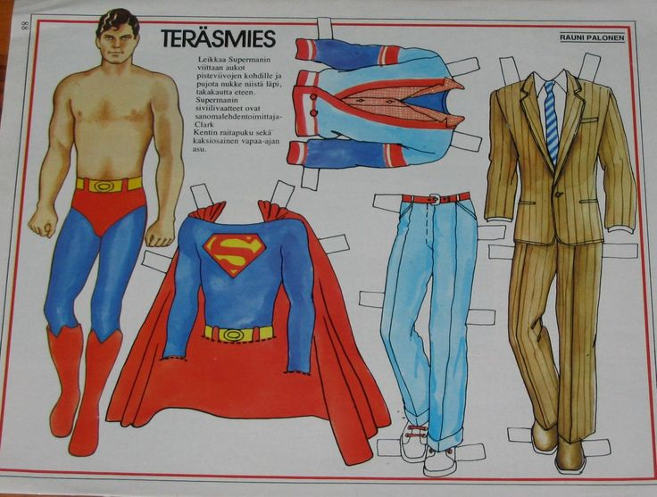 Photo: Teräsmies n:o 13/1979.Superman.