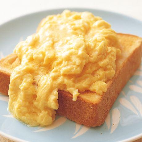ふわとろ卵ソーストースト