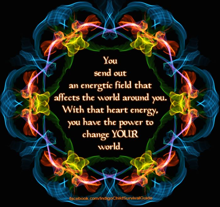 Everything You Think Say And Do Is Energy Sent Out Your Heart Is The Center Of That Magnetic Field Produci Everything Is Energy Frequency Quote Spirituality