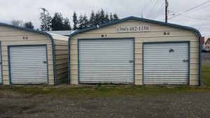 We are a locally owned and operated mini storage company located in Elma, WA. We have the cheapest storage for your items. Our self storage units are portable so you can keep your things safe in our lot or your very own home.