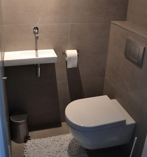 Mooi toilet, mooie tegels.