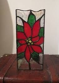 stained glass christmas ornaments to make - Google Search