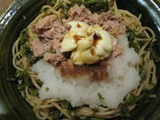 Japanese Tuna Spaghetti, Recipe Petitchef