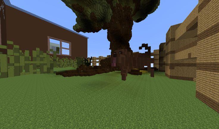 Giardino Lobby con Cane