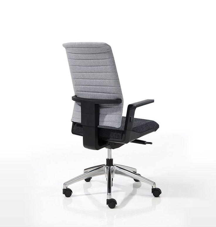 25 best ideas about sillas para oficina on pinterest for Silla escritorio ergonomica