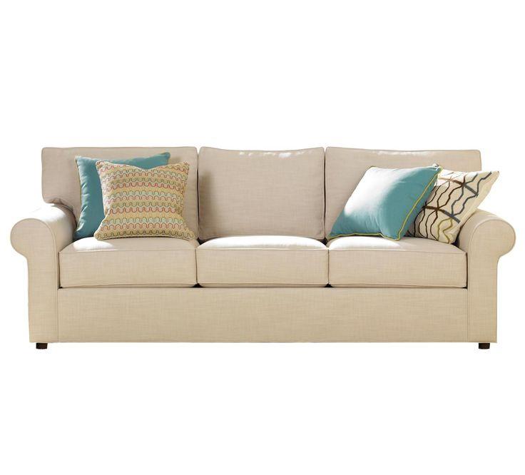 17 best images about sofas on pinterest upholstered sofa for Ethan allen hudson sofa