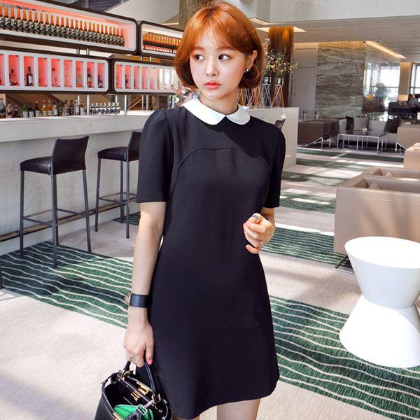 #임블리 #imvely  #부산파라다이스원피스 #원피스 #dress #blackdress #미니드레스 #minidress #데일리룩 #dailylook #ootd #fashion #style