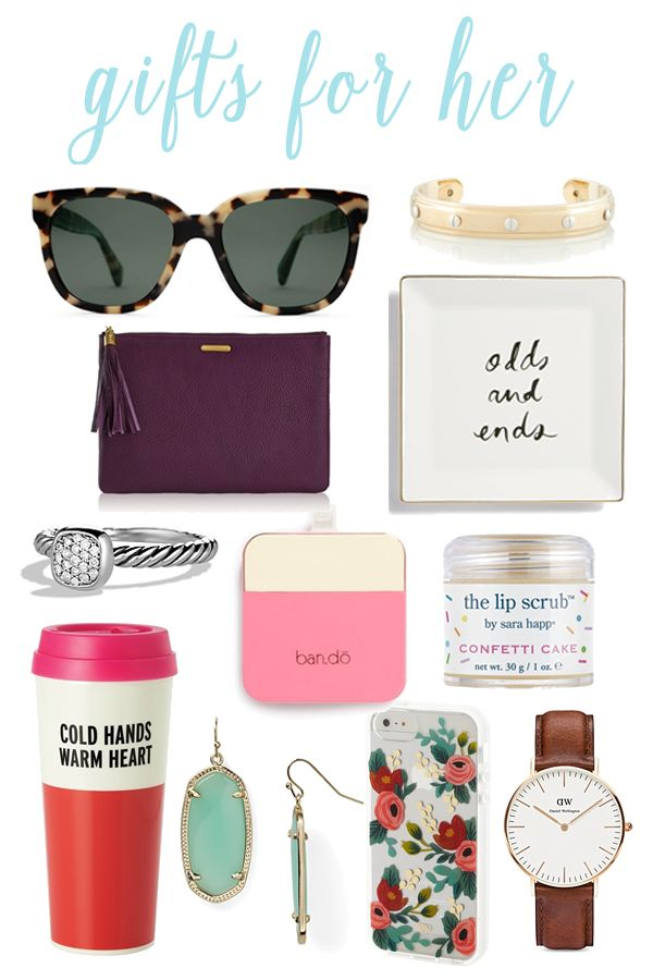 Christmas Holiday Gift Guide for Her