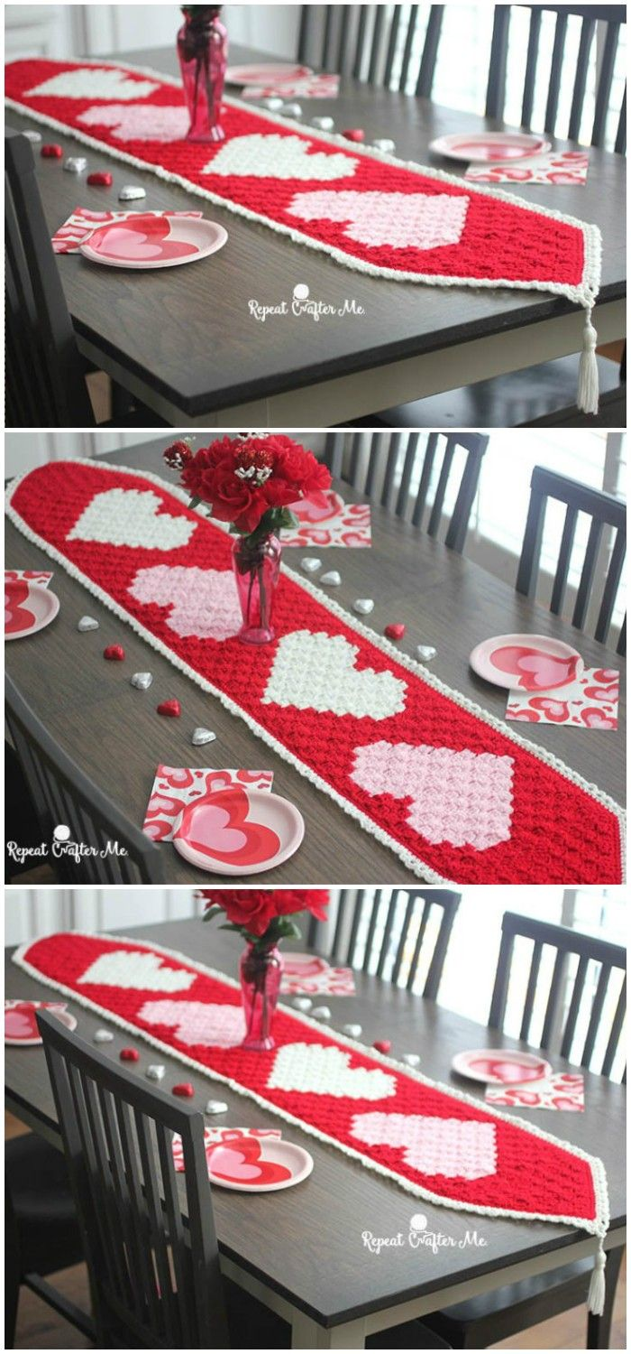 503 best Table Runners and Dresser Scarves images on Pinterest ...