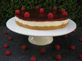 Cheesecake de Lima, Limão e Framboesa