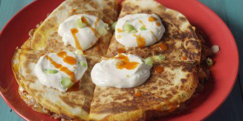 Sloppy Jose Quesadillas - ChefTap