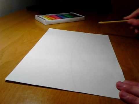 Jak się nauczyć malować? | Zachód słońca | Pastele suche - YouTube