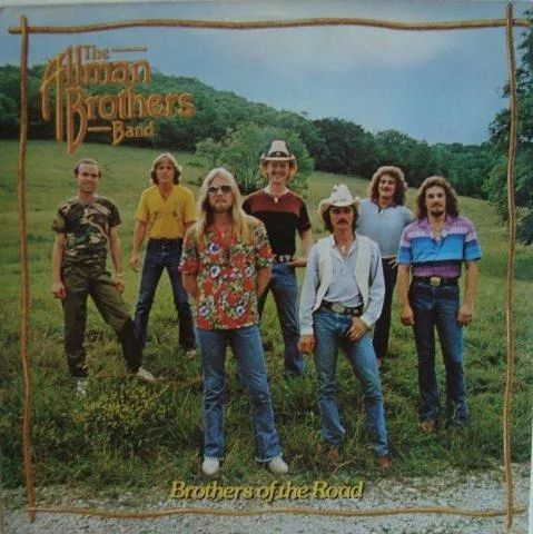 the allman brothers - brothers of the road