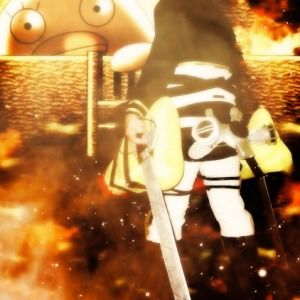 Hijikata Toshiro Gintama parody Shingeki no Kyojin