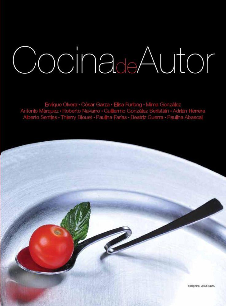 Cocina de autor