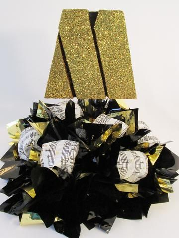 17 Best Images About Motown Themed Centerpieces On