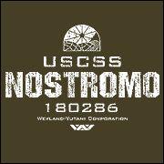 NOSTROMO Aliens Weyland-Yutani