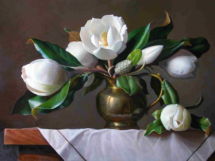 Grace Kim - Magnolias