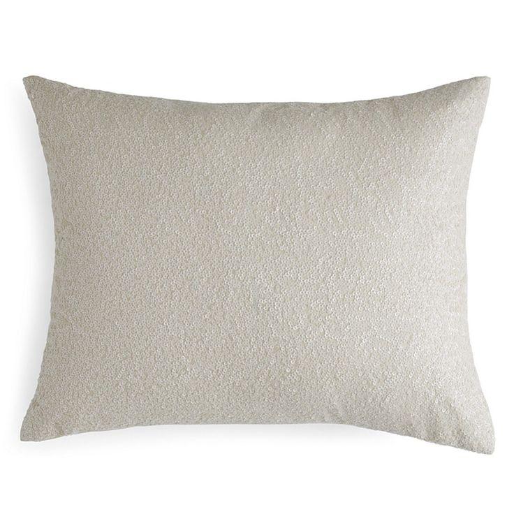 "89.99$  Watch now - http://vikzl.justgood.pw/vig/item.php?t=sl6wnmz55305 - Hudson Park Delano Sequin Decorative Pillow, 16"" x 20"" - 100% Exclusive"