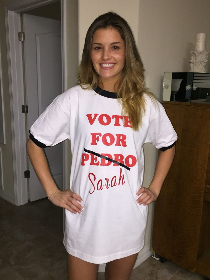Student Council Campaign Vote for Pedro                                                                                                                                                                                 More