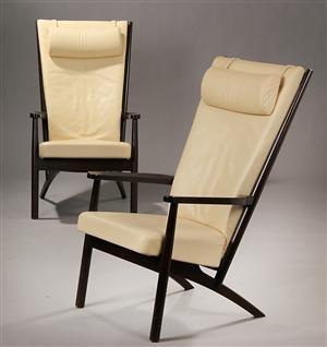 Takashi Okamura & Erik Marquardsen, Kadett Easy Chairs by Skippers Møbler.