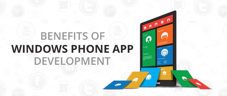 Benefits of #Windows Phone #AppDevelopment